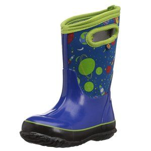 Bogs Unisex Kids Classic Space Winter Snow Boot